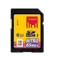 Bild Full-HD fähige SD-Speicherkarte