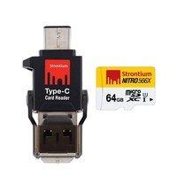 Bild MicroSD, Typ-C-Kartenleser (OTG)
