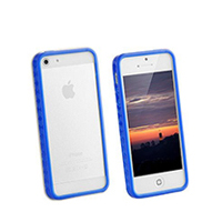 Bild Bumper, blau
