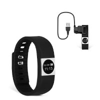 Bild Bluetooth 4.0 Fitness-Armband, rund