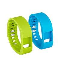 Bild Uhrenarmbänder 2er Set, hellgrün und aqua