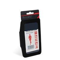 Bild Sport Armband Slim schwarz, rot 3XL