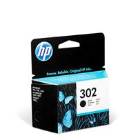 Bild HP Druckerpatrone '302' schwarz 3,5 ml