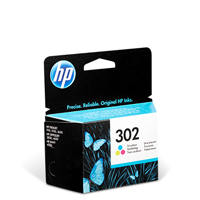 Bild HP Druckerpatrone '302' farbig 4 ml
