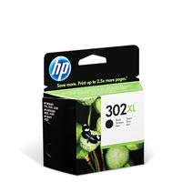 Bild HP XL Druckerpatrone '302 XL' schwarz 8,5 ml