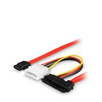 Bild SATA Kabel 'Kombi', 0,5 Meter