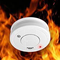 Bild Rauchwarnmelder, 85db, inklusive Batterie