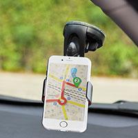 Bild Universal KFZ Handyhalterung mit Saugnapf