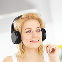 Bild Bluetooth On-Ear Stereo Kopfhörer