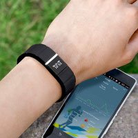 Bild Handy Bluetooth Fitness-Armband
