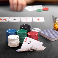 Bild Casino Poker-Set XXL, 83 Teile