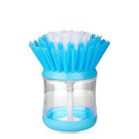 Bild Spülbürste mit Spülmittelspender