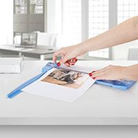 Bild Papierschneidemaschine mit Winkelmesser