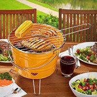 Bild BBQ Picknick- und Tisch Grill