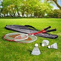 Bild Badminton & Federball Set, 6 Teile