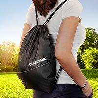 Bild Diadora Sport-Rucksack mit Zugschnur