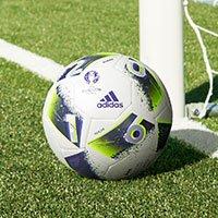 Bild Adidas Performance EURO Glider Fußball
