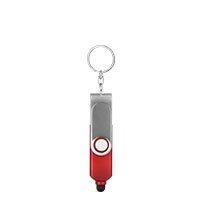 Bild Schlüsselanhänger mit LED & Touch Pen