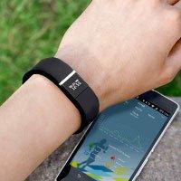 Bild Bluetooth Aktivitätstracker FontaFit 120 Pulse schwarz