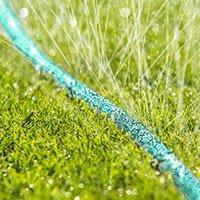 Bild XXL Schlauchregner-Bewässerungssystem