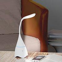 Bild Bluetooth Lautsprecher mit LED-Leuchte