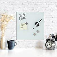 Bild Glas Magnet- und Schreibboard