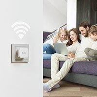 Bild Wi-FI Repeater von Fonta Home