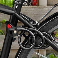 Bild Fahrradschloss 150 cm, Original Dunlop