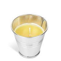 Bild Anti-Insekten-Zitronella-Kerze im Zinktopf