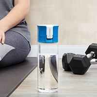 Bild Mavea Wasserfilter-Flasche, 600 ml