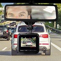 Bild Auto HD Videokamera zur Fahrtaufzeichnung
