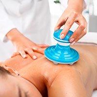 Bild Massagegerät mit Druckpunktfunktion