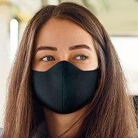 Bild Mund-Nasen-Masken, 2 Stück
