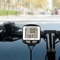 Bild Digitaler Fahrradcomputer, 11 Funktionen