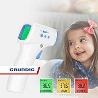 Bild GRUNDIG Infrarot Fieberthermometer