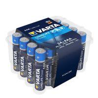 Bild Batterien Varta Longlife AAA, 24 Stück