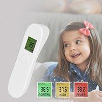 Bild Infrarot Fieberthermometer, kontaktlos