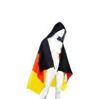 Bild XXL Deutschland Fahne mit Kapuze
