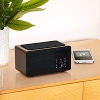 Bild Bluetooth Radiowecker mit Handy Induktivlader