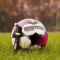 Bild Derbystar Trainingsball-Set mit Ballpumpe